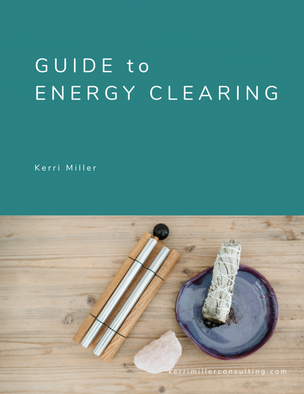 Guide for Energy Clearing