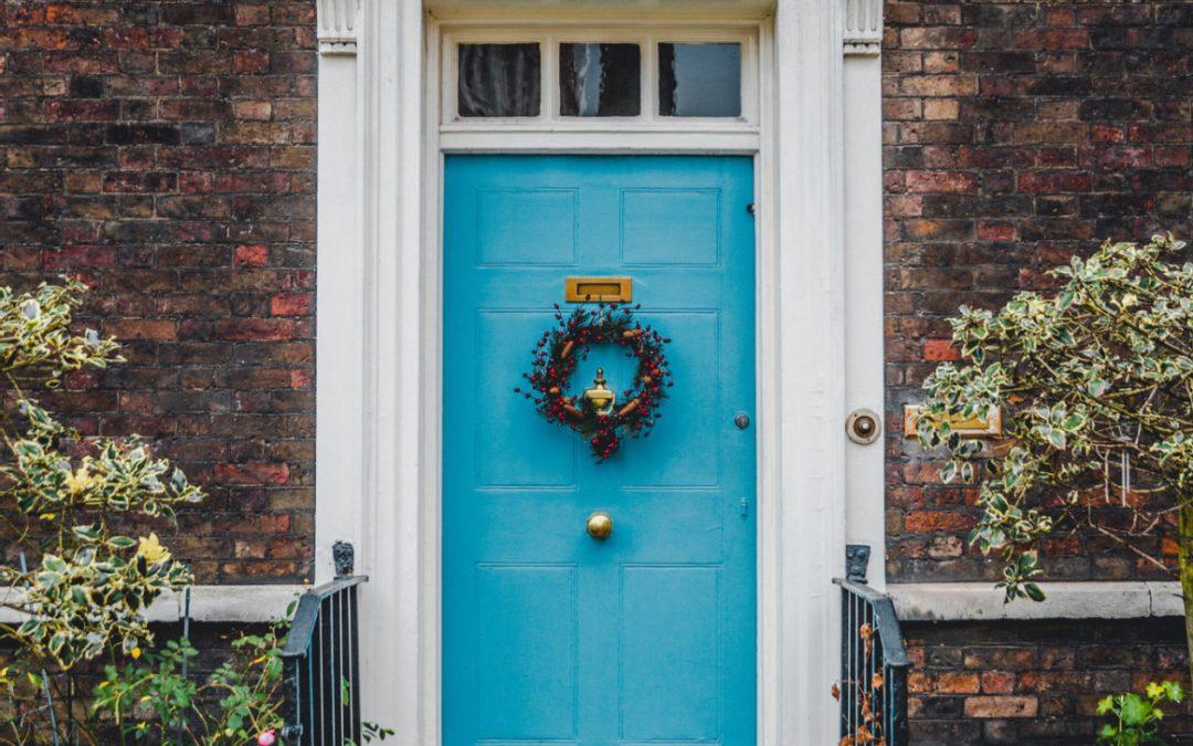 Front Door Feng Shui for Fresh Starts